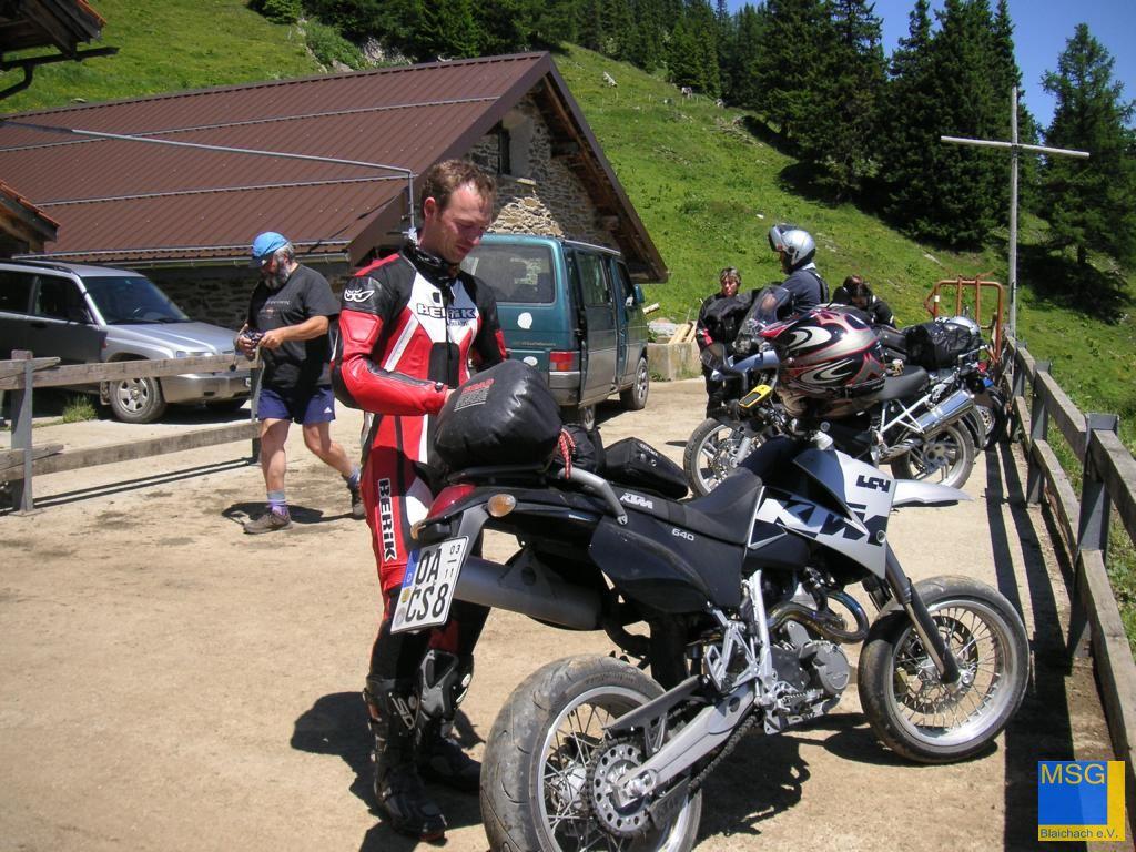 Motorradgruppe